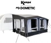Kampa Club Air 390 All Season Caravan Awning 2020